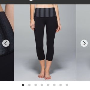 💥SALE TODAY ONLY💥 Lululemon WunderUnder rolldown